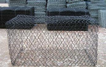 rfv-66供应湖南热镀锌六角网 锌铝合金丝石笼网 格宾网堤