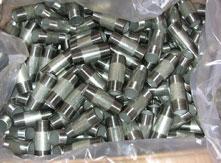 宏鑫水暖管件專業生產無縫鋼管外絲接頭