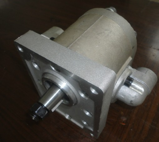 YBC-60/80齒輪泵