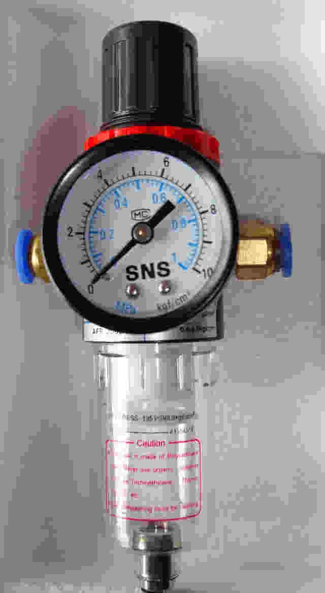 减压调压过滤器空气过滤器调压阀等离子切割机调压表山耐斯减压器