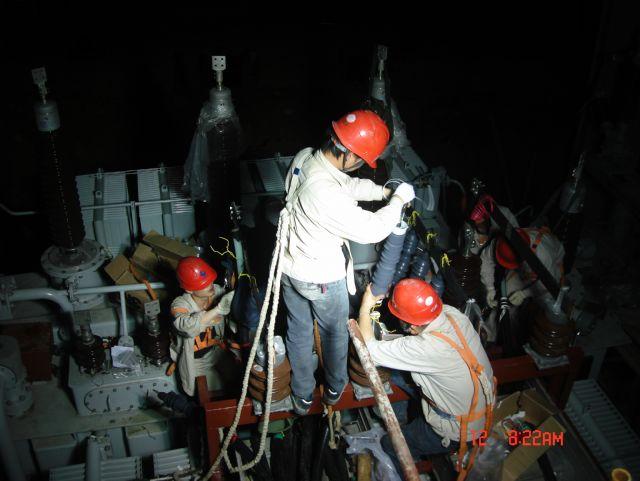 深圳是南山蛇口专业安装维修补偿柜,电力系统改造,电力增容