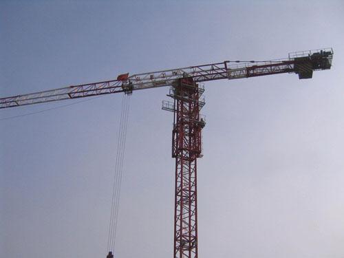 QTZ100塔吊 塔机 QTZ100塔吊 性能 参数 表 机