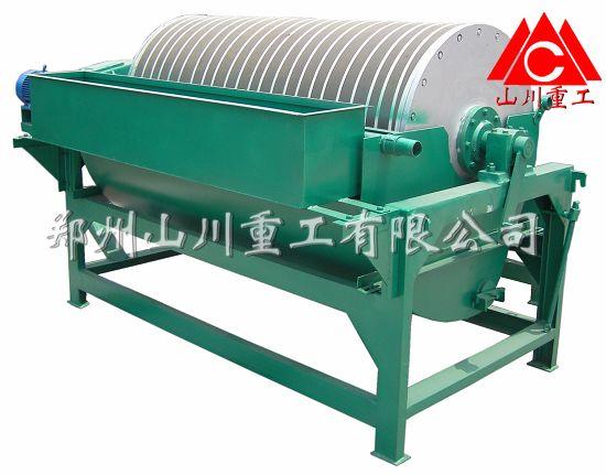 优质磁选机设备*山川磁选机厂家直销*郑州湿式磁选机YUE