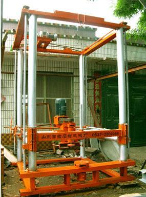 石材异形加工设备 圆柱弧形板材加工设备 xy-2000钻孔机