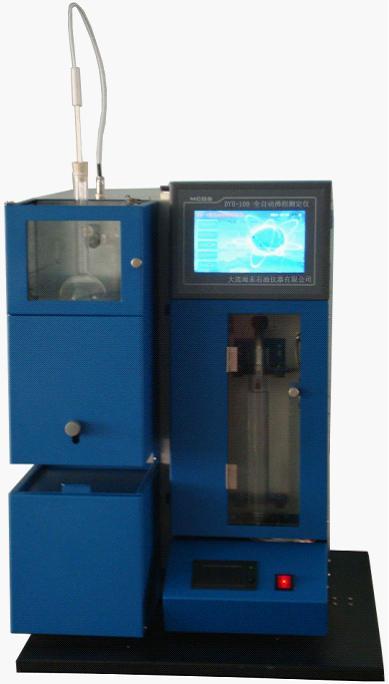全自动常压蒸馏测定仪