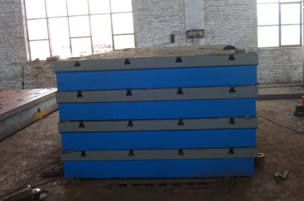 无锡T型槽平板,德荣T型槽平板商家