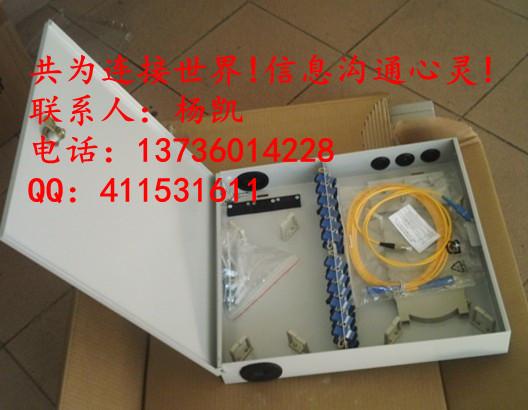 12芯光纜配線箱(12芯光纖配線箱)-廠家批發