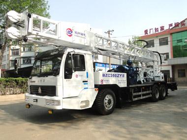 车载式300米水井钻机