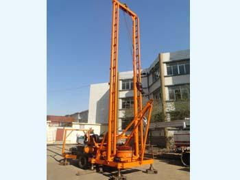 400米拖车式水井钻机