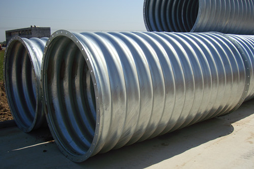 河北恒達金屬波紋管涵生產廠家質優價廉歡迎合作隨時聯系