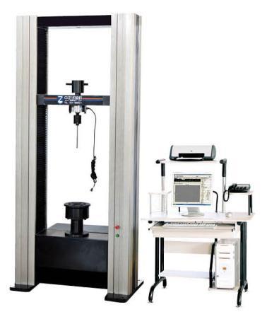 微機控制土工合成材料試驗機