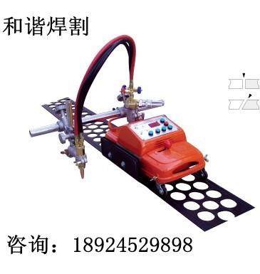 广东半自动切割小车,小爬虫直线火焰切割机价格