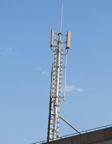 泉州市移动通信塔信号塔安装搬运
