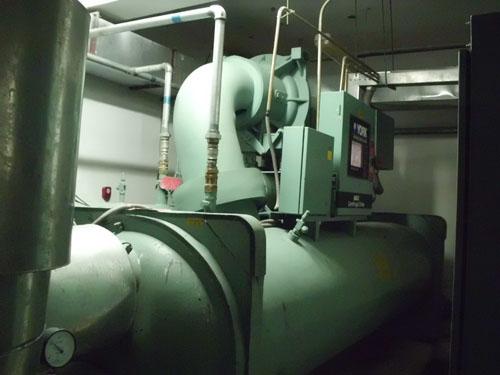中央空调主机冷凝器 蒸发器清洗 环保