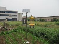 太阳能杀虫灯发展绿色农产品好办法