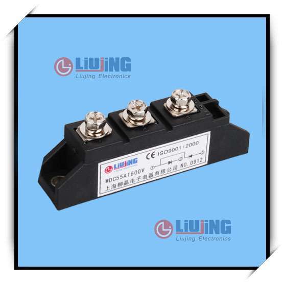 普通整流器模块MDC55A1600V