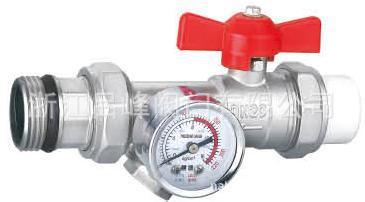 分水器专用过滤器阀门