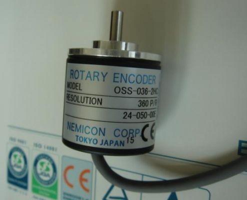 內密控編碼器 OSS-01-2HC