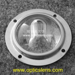 廣州LED路燈玻璃透鏡