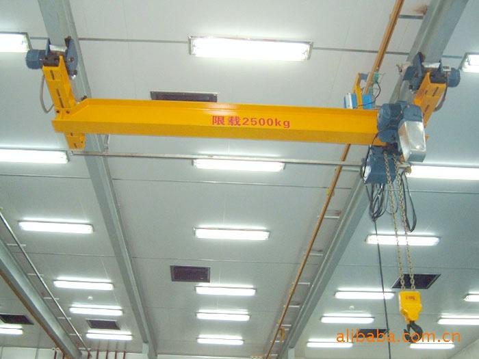 安慶LX電動單梁懸掛起重機行車設備銷售廠家