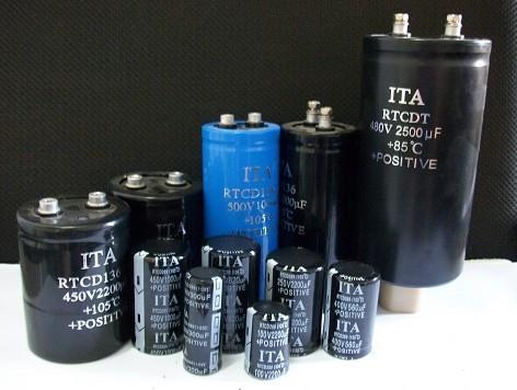 供应铝电解电容器 螺栓电容 高压电容器450v8200uf