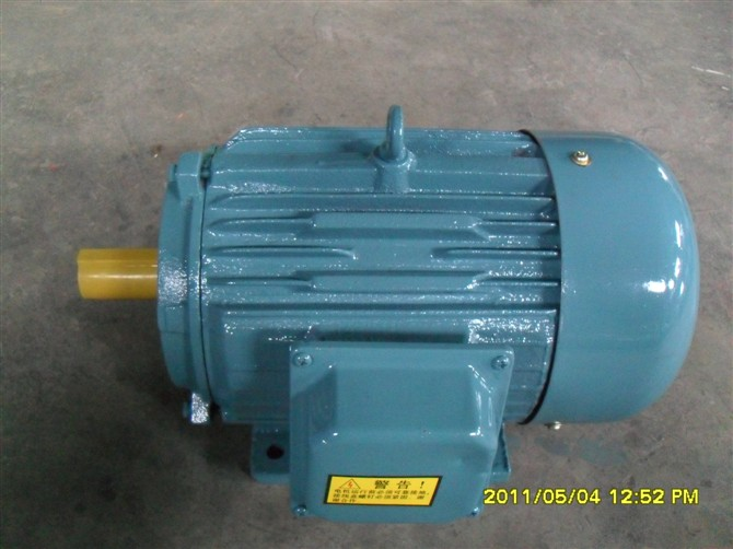 厂家现货批发Y90S-4 1.1KW三相异步电动机 三相电机 马达