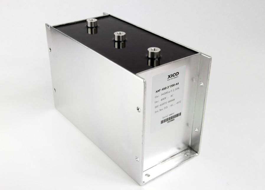 XICO滤波薄膜电容器XAF系列