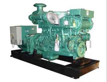 供应500GF柴油发电机组 500GF上柴发电机组