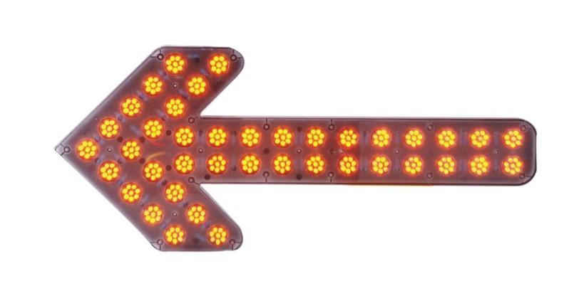 廠家供應箭頭燈,清掃車作業箭頭燈,灑水車箭頭燈