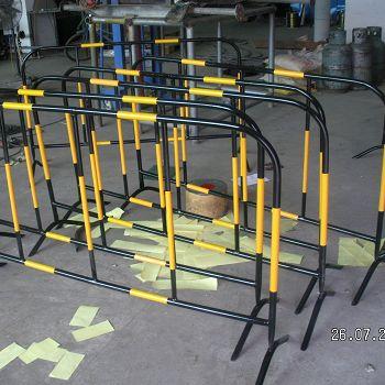 煙臺市鐵馬圍欄-促銷質量牢固&價格最低