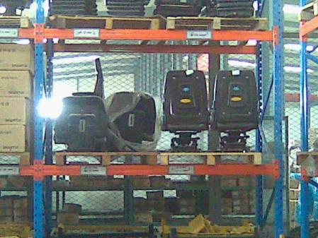 山推推土机SD22座椅总成