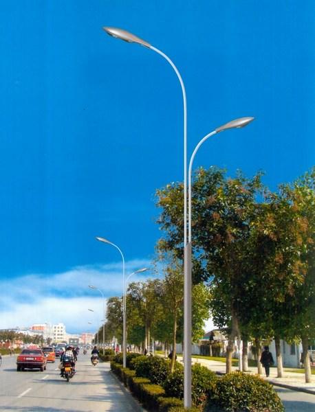 8米路灯双臂路灯led路灯