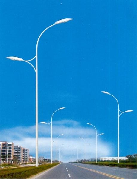 10米路灯双臂路灯 高低臂路灯
