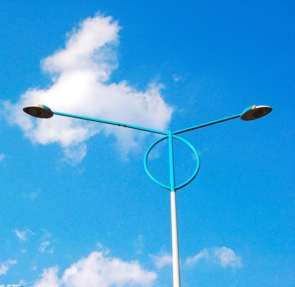 12米路燈自彎臂路燈單臂路燈雙臂路燈