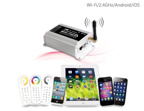 超强可编程WIFI控制器|苹果/安卓移动设备应用App控制器|三合一