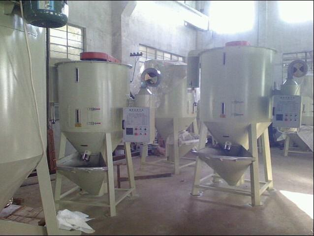 塑料攪拌干燥機