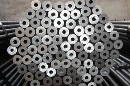 精拉钢管现货市场价格开始回升