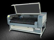 金运激光研发|生产|销售印花布料激光切割机