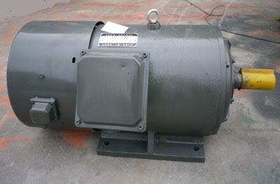 工程机械轮胎/斜交轮胎成型机专用双速电机