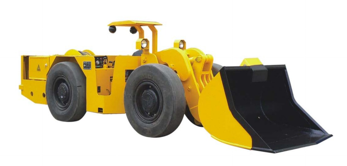 铲运机 WJ 1.5型内燃铲运机 拓山矿山机械制造产品展示 铲运机 WJ 1.5图片