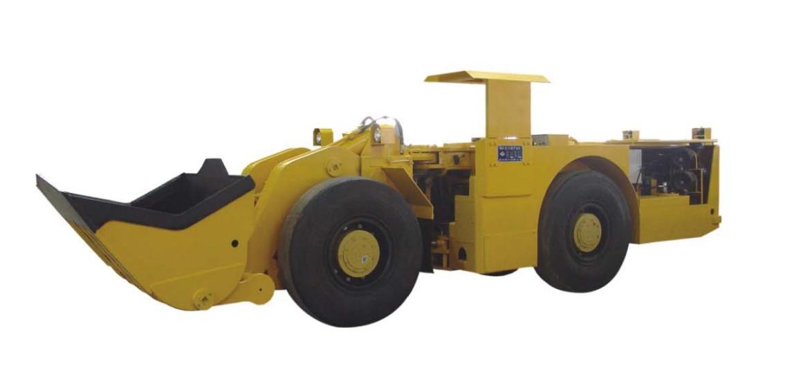 铲运机 WJ 2型内燃铲运机 拓山矿山机械制造产品展示 铲运机 WJ 2型图片