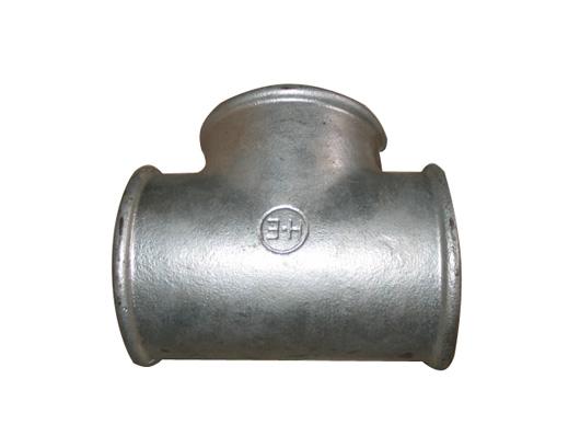 供應三通管件,供應鍍鋅三通