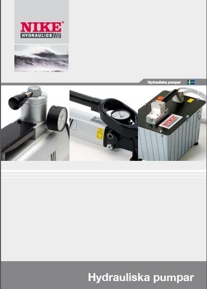 瑞典NIKE手动泵、气动泵、电动泵