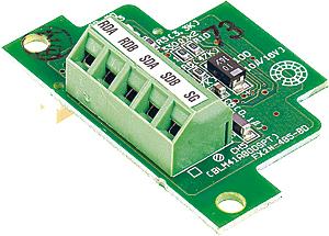 三菱plc通讯模块 fx2n-485-bd 功能扩展板rs-485