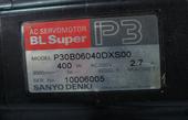 三洋SANYO伺服電機P30B06040DXS00