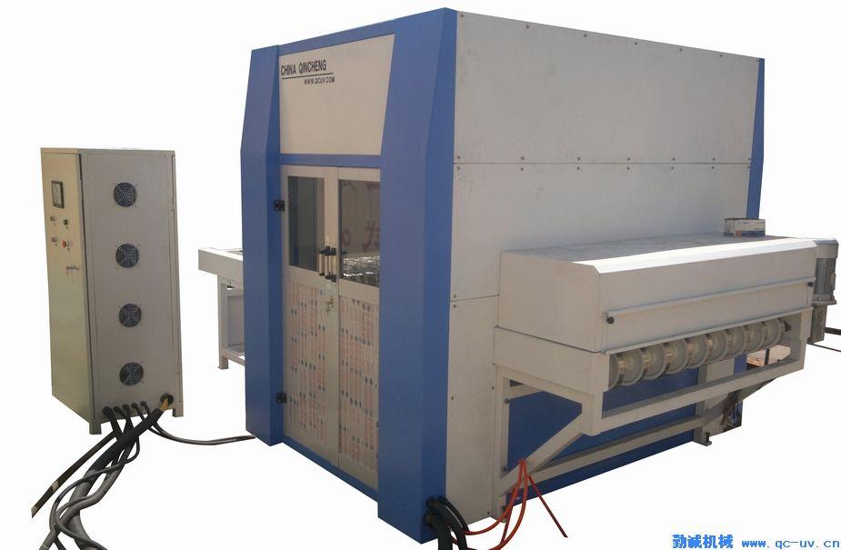勤誠新型UV光固化機的用途