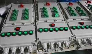 BXK防爆控制箱,防爆电控箱厂家,化工厂防爆箱,南京防爆箱