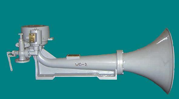 WKD-3雾航气笛