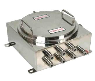 温州防爆不锈钢接线箱BJX53  防爆接线箱报价