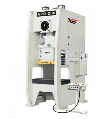 精密冲床,APE-400闭式门型双曲轴精密冲床-东莞气动冲床生产厂